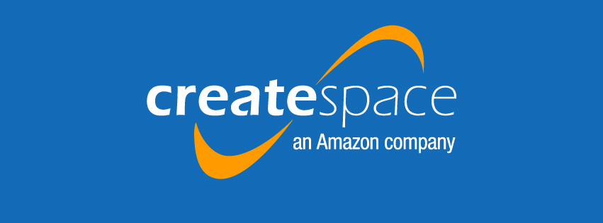 Createspace image for creating paperback books on demand