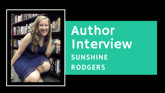 Author Interview with Sunshine Rodgers